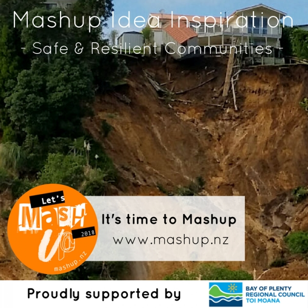 Mashup Idea Inspiration: BOP Safe & Resilient Communities